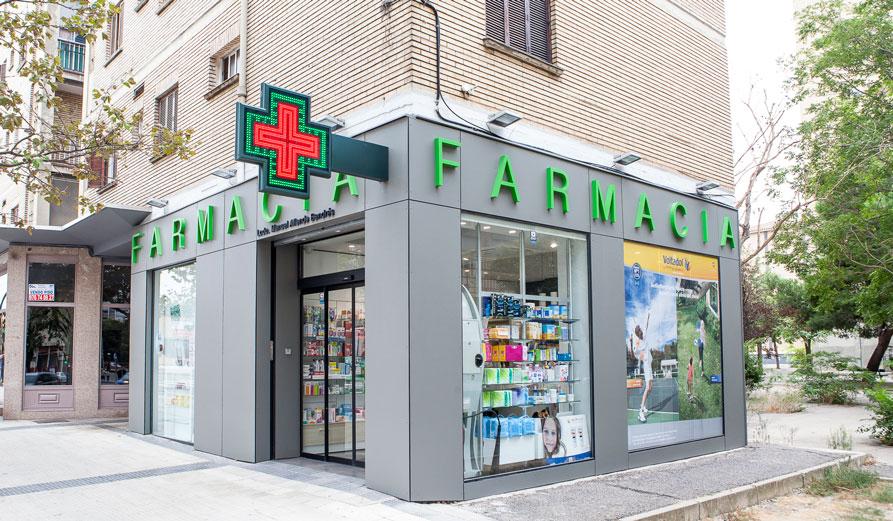 Diseño, mobiliario y reforma de farmacias