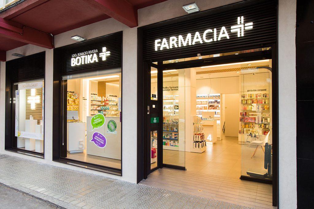 reformas de farmacias