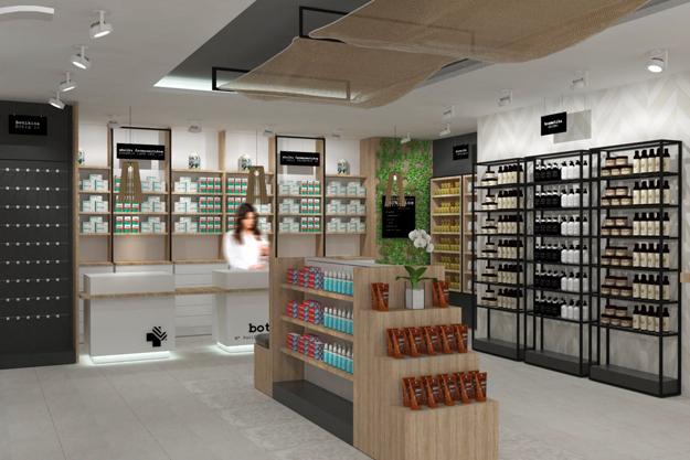 Interiorismo de farmacias